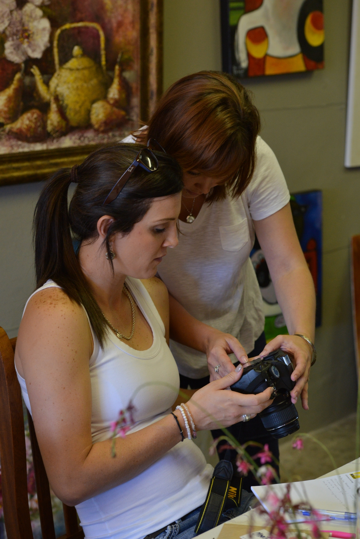 kamera kursus Monique Brits Pretoria
