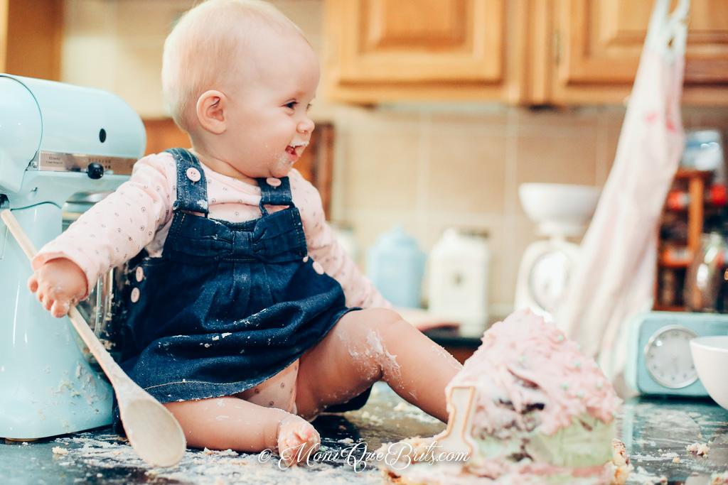 Mieke 1 jaar oud-248