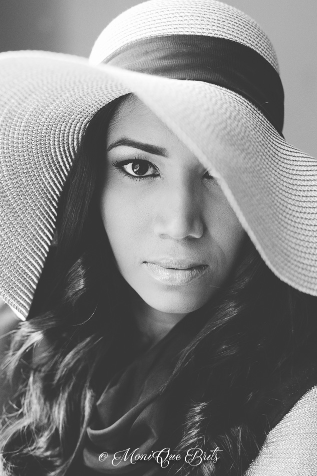 Monique brits glamour fashion portraits
